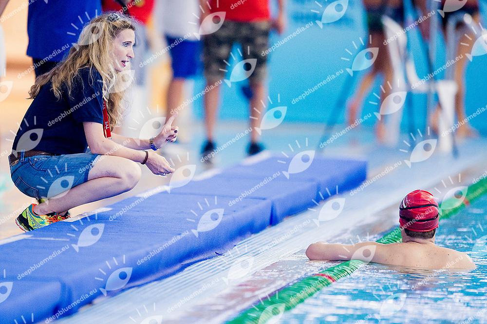 British Swimming GBR<br /> LEN 44th European Junior Swimming Championships<br /> Netanya, Israel <br /> Day00 27-06-2017<br /> Photo Andrea Masini/Deepbluemedia/Insidefoto