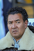 Notts County Manager Ricardo Moniz during the Sky Bet League 2 match between Notts County and York City at Meadow Lane, Nottingham, England on 26 September 2015. Photo by Simon Davies.