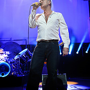 "BETHESDA, MD, DC - January 16th, 2013 - British music legend Morrissey performs at the Strathmore Music Hall. His set included solo hits like ""Everyday Is Sunday as well as material from The Smiths, such as ""Still Ill.""( Photo by Kyle Gustafson/For The Washington Post)"