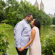 Mayada and Mazin - Central Park, NY