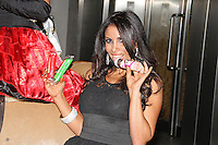 Francine Lewis, Luisa Zissman's Mad Hatter's Tea Party, Retro Feasts, London UK, 06 November 2013, Photo by Brett Cove