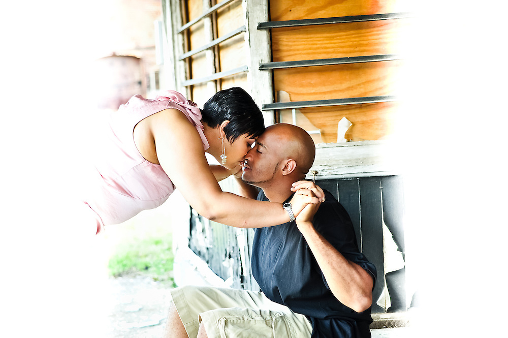 Engagement Shoot for Tomarco & Rochelle shot by Image WORX Photography