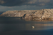 Tug boat on Puget Sound