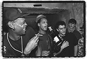 Wild Bunch Rock Da Joint, The Crypt, Bristol, 1985