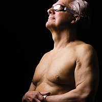 At 72, Rodger Clifton is preparing to take on the world in swimming at the Masters Championship in Stanford, Calif., this August. .