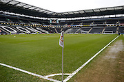 Stadium MK during the Sky Bet Championship match between Milton Keynes Dons and Brighton and Hove Albion at stadium:mk, Milton Keynes, England on 19 March 2016. Photo by Dennis Goodwin.