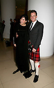 Sharleen Spiteri and Ewan McGregor attend Not Another Burns night. St. Martin's Lane Hotel.  Monday 3rd March 2008.<br />