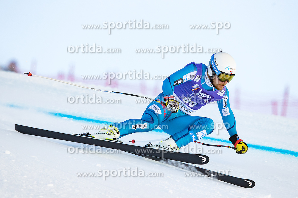 02.12.2016, Val d Isere, FRA, FIS Weltcup Ski Alpin, Val d Isere, Super G, Herren, im Bild Bjoernar Neteland (NOR) // Bjoernar Neteland of Norway in action during the race of men's SuperG of the Val d'Isere FIS Ski Alpine World Cup. Val d'Isere, France on 2016/02/12. EXPA Pictures © 2016, PhotoCredit: EXPA/ Johann Groder