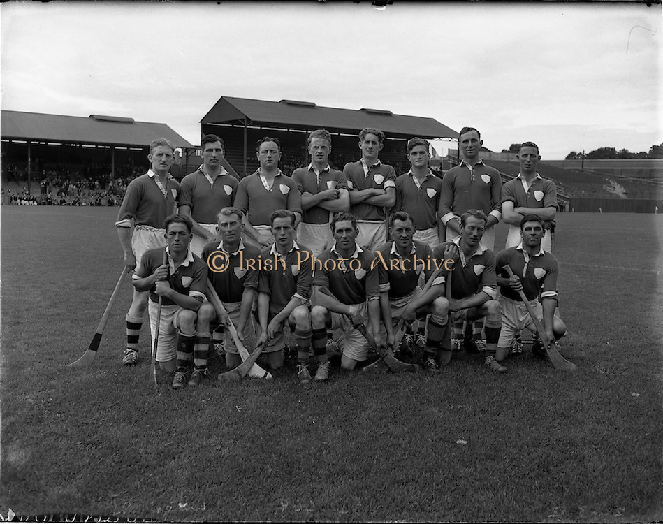 24/8/1952<br /> 8/24/1952<br /> 24 August 1952<br /> All-Ireland Semi-Final: Limerick v Dublin (winners) at Croke Park.
