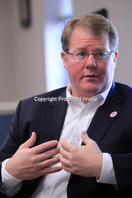 Tupelo Mayor Jason Shelton