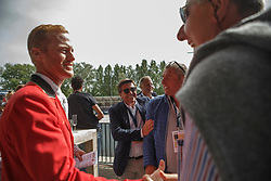 Bruynseels Niels, Detry Stefan, Verlooy Axel, Philippaerts Ludo, BEL<br /> CHIO Rotterdam 2018<br /> © Hippo Foto - Sharon Vandeput<br /> 24/06/2018
