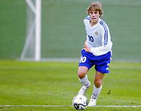 Fotball<br /> La Manga 2006<br /> Landskamp U17 / U17 tournament<br /> Belgia v Finland 4-1 / Belgium v Finland 4-1<br /> 26.02.2006<br /> Foto: Morten Olsen, Digitalsport<br /> <br /> Teemu Pukki - KooTeePee