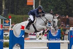 Klompmaker Hester (NED) - Zilverbea N<br /> KWPN Paardendagen 2011 - Ermelo 2011<br /> © Dirk Caremans