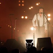 Irish singer Damien Rice performs at South Side Ballroom on Wednesday Night. (Special to the Star-Telegram/Rachel Parker)
