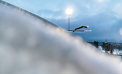09.03.2018, Holmenkollen, Oslo, NOR, FIS Weltcup Ski Sprung, Raw Air, Oslo, im Bild Andreas Stjernen (NOR) // Andreas Stjernen of Norway during the 1st Stage of the Raw Air Series of FIS Ski Jumping World Cup at the Holmenkollen in Oslo, Norway on 2018/03/10. EXPA Pictures © 2018, PhotoCredit: EXPA/ JFK