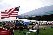 posting the colors. Kokomo Indiana Vietnam Veterans Reunion 2012
