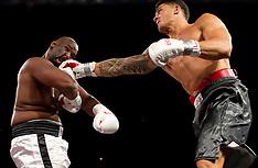 Hamilton-Boxing, Sonny Bill Williams v Clarence Tillman