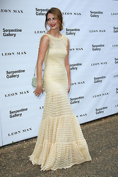 Mischa Barton at the Serpentine Gallery summer party  in London , Tuesday  26th June 2012 Photo by: Stephen Lock / i-Images
