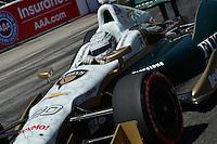 Ed Carpenter, Toyota Grand Prix of Long Beach, Streets of Long Beach, Long Beach, CA USA 04/21/13