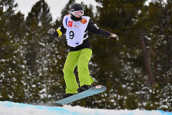 World Cup SBX, BADENHORST Joany, AUS at the 2016 IPC Snowboard Europa Cup Finals and World Cup
