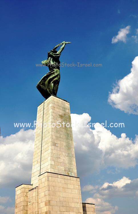 Eastern Europe, Hungary, Budapest, Citadella