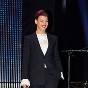 NLD/Amsterdam/20121206 - VIP night Masters of LXRY, Linda Evangelista