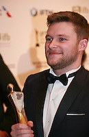 Actor Jack Reynor at the IFTA Film & Drama Awards (The Irish Film & Television Academy) at the Mansion House in Dublin, Ireland, Saturday 9th April 2016. Photographer: Doreen Kennedy