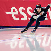 Elli Ochowicz - US Speed Skating Team - Long Track Speed Skating - Photo Archive