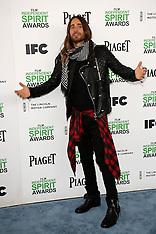 MAR 01 2014 Spirit Awards Arrivals