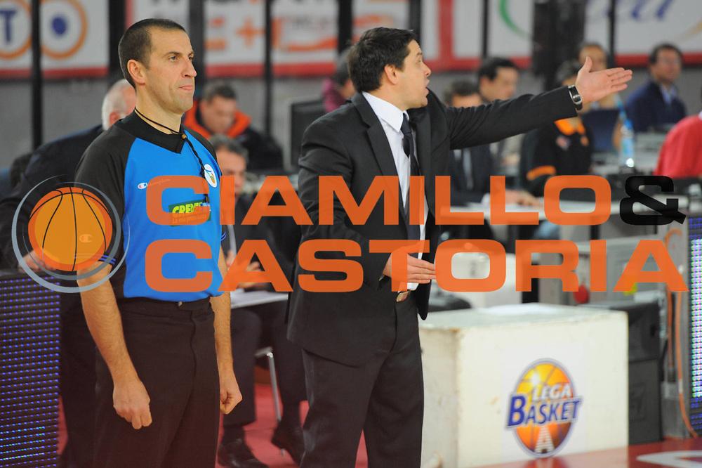 DESCRIZIONE : Roma Lega A 2010-11 Lottomatica Virtus Roma Montepaschi Siena<br /> GIOCATORE : Arbitro<br /> SQUADRA : Lottomatica Virtus Roma Montepaschi Siena<br /> EVENTO : Campionato Lega A 2010-2011 <br /> GARA : Lottomatica Virtus Roma Montepaschi Siena<br /> DATA : 16/01/2011<br /> CATEGORIA : Ritratto Curiosita<br /> SPORT : Pallacanestro <br /> AUTORE : Agenzia Ciamillo-Castoria/GiulioCiamillo<br /> Galleria : Lega Basket A 2010-2011 <br /> Fotonotizia : Roma Lega A 2010-11 Lottomatica Virtus Roma Montepaschi Siena<br /> Predefinita :