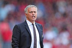 Manchester United manager Jose Mourinho - Rogan Thomson/JMP - 14/08/2016 - FOOTBALL - Vitality Stadium - Bournemouth, England - Bournemouth v Manchester United - Premier League Opening Weekend.