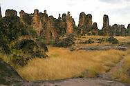 Les Pics de Sindou, Burkina Faso