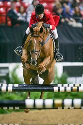 Frey Kimberly, USA, Marilou<br /> World Cup Final Jumping - Las Vegas 2005<br /> © Hippo Foto - Dirk Caremans