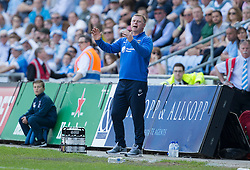 Coventry City manager Mark Robins - Mandatory by-line: Paul Terry/JMP - 05/05/2018 - FOOTBALL - Ricoh Arena - Coventry, England - Coventry City v Morecambe - Sky Bet League Two