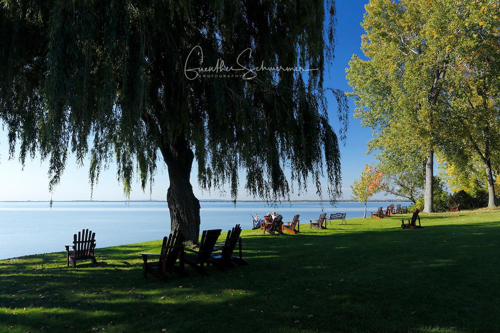 At Manoir D' Youville, Saint Bernard Island, Chateauguay, Quebec, Canada