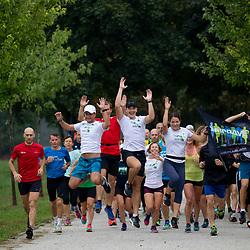20180825: SLO, Recreation - Priprave na Ljubljanski maraton