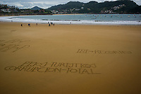 City images of San Sebastien, Spain taken in July 2017