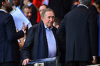 Gerard HOULLIER - 15.04.2015 - Paris Saint Germain / Barcelone - 1/4Finale Aller Champions League<br />