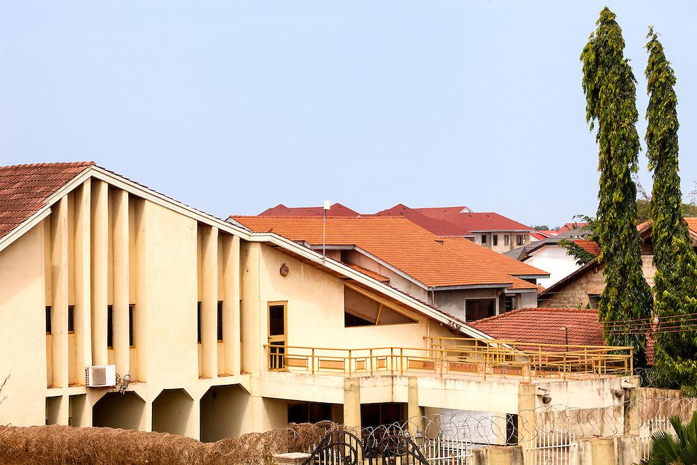 Housing Development in Accra Ghana