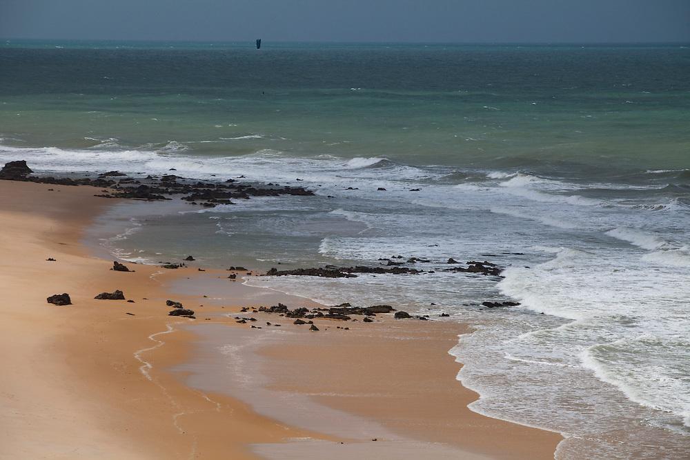 Tibau do Sul_RN, Brasil...Regiao de Pipa. Na foto, a praia do Amor...The Pipa region. In this photo, Amor beach...Foto: LEO DRUMOND / NITRO