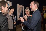 GAVIN TUCK; ALISON NIMMO, ; JUDITH EVERETT;  TIMO LIEBER, THAW, An exhibition of photographs of the arctic polar ice cap by Timo Lieber. Bonhams. New Bond St. London. 21 February 2017