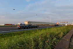 Special transport, Harmelen, Utrecht, Netherlands, A12