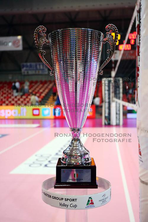 30-04-2016 ITA: Nordmeccanica Piacenza - Imoco Volley Conegliano, Piacenza<br /> Final play-offs, Piacenza brengt de stand terug naar 2-1 / La Coppa Dello Scudetto<br /> <br /> ***NETHERLANDS ONLY***