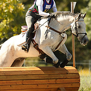 Ashley Dalton and Rockstar at the 2007 Wellpride American Eventing Championships in Wayne, IL