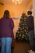 Evans House christmas tree