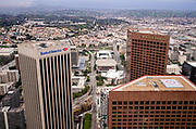 A View of LA from OUE Skyspace