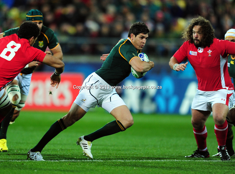 Jaque Fourie of South Africa <br /> &copy; Barry Aldworth/Backpagepix