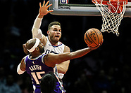Basketball: 20171012 Los Angeles Clippers vs Sacramento Kings