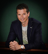 Wimbledon Championships 2013, AELTC,London,<br /> ITF Grand Slam Tennis Tournament, ex Profi Richard Krajicek,Portrait,Einzelbild,<br /> Halbkoerper,Querformat,
