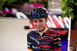 Lisa Klein (GER) at Lotto Thüringen Ladies Tour 2019 - Stage 4, a 114.8 km road race in Gotha, Germany on May 31, 2019. Photo by Sean Robinson/velofocus.com